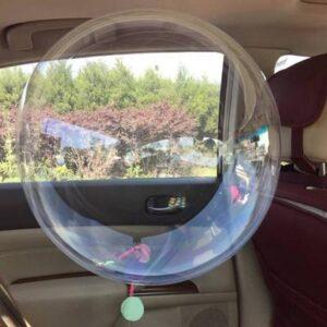 Burbuja Transparente