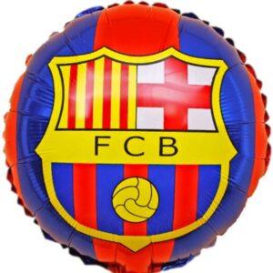 FC Barcelona Globo Metalizado