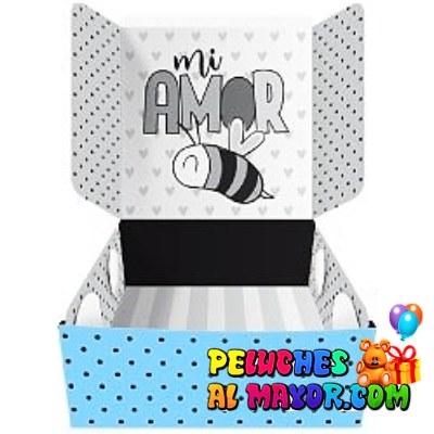 Cajas Canelo Sorpresa Med Amor x 8u