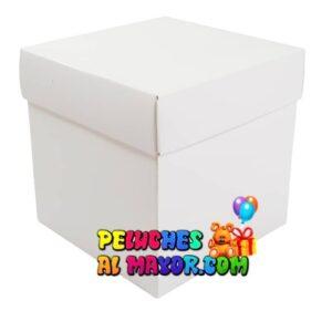 Cajas Cubo 11x11 blanco x12 unid