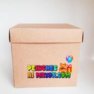 Cajas Cubo 11x11 kraft x12 unid