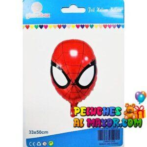 24'' Cara Spiderman en Blister