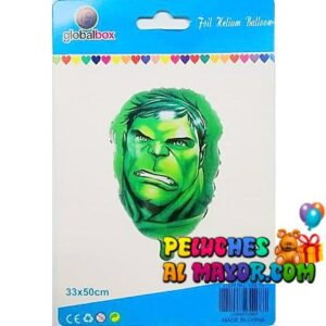 24'' Cara Hulk en Blister