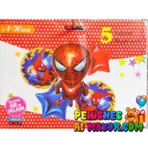 Bouquet Jumbo Spiderman Boy
