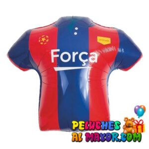 "22"" Globo Camiseta Barcelona"