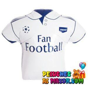 "22"" Globo Camiseta Madrid"