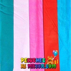 Papel de Seda Multicolor 1V- x5 pliegos