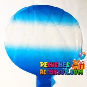 24'' Burbuja Degrade Azul