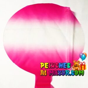 24'' Burbuja Degrade Fucsia