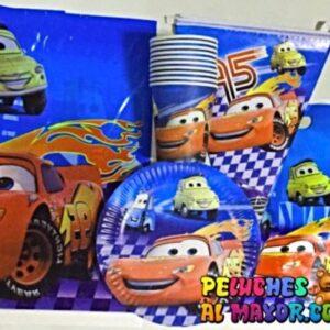 Set Fiesta Cars10 piezas