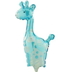 14'' Jirafa Bebé Azul