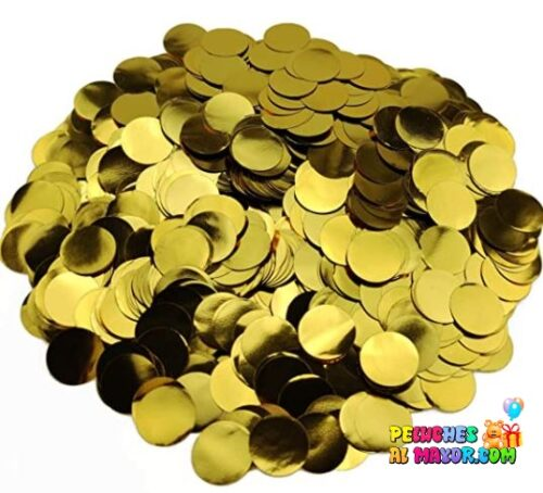 Confetti dorado