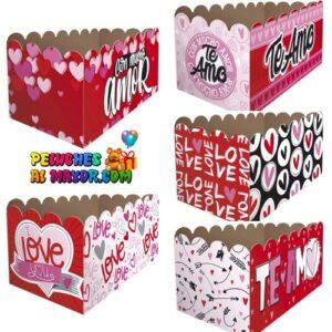 Cajas Canelo Cotufera Grande Love