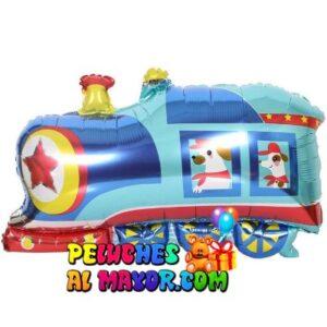 14'' Tren Azul x3 unid