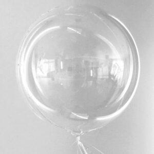 18'' Burbuja Transparente