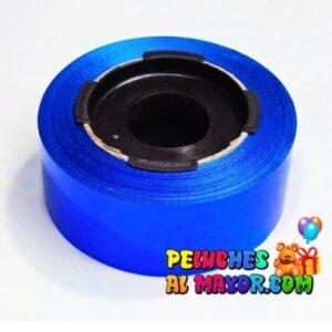 Cinta 30mm Metalizado Azul x 25m