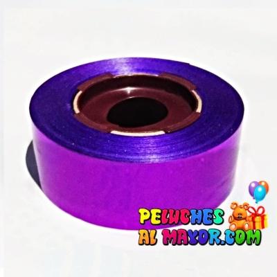 Cinta 30mm Holog Morado x 25m