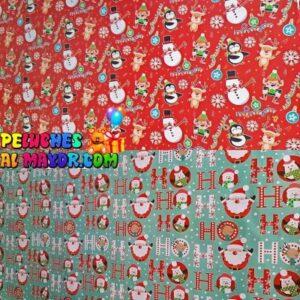 Papel de Regalo Navidad Surtido x 24 pliegos