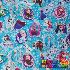 PAPEL REGALO FROZEN