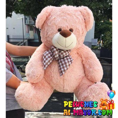 Oso XL Jumbo Teddy 90cm Rosado V.