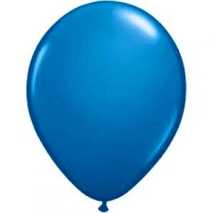 9'' Latex Satinado Azul X50