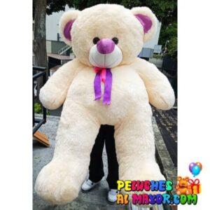 Oso Gigante Teddy Crema