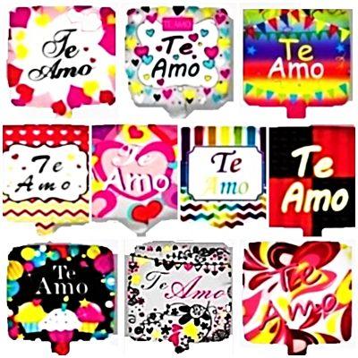 "10"" Combo Full Amor c/sello x10"