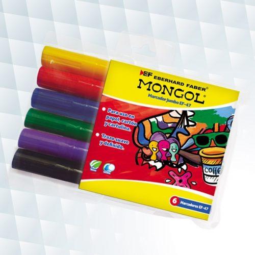 MARCADO MONGOL JUMBO X6 UNID