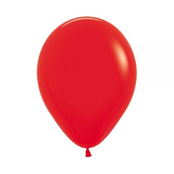 R12 Sempertex Fashion Rojo x50 unid
