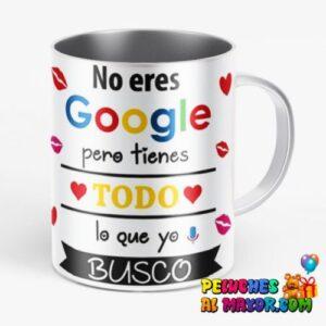 Taza Amor Google