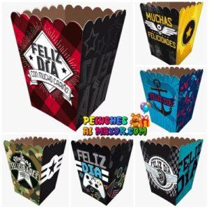 Cajas Cotuferas Pequeña x12 HOMBE NUEVO