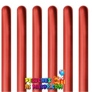 Sempertex Reflex Tubito Cristal Rojo x50u