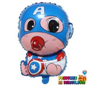 "27"" Capitán America Bebé"