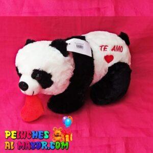 Panda Mediano Acostado