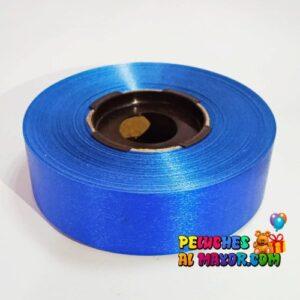 Cinta 30mm Satin Azul X50m