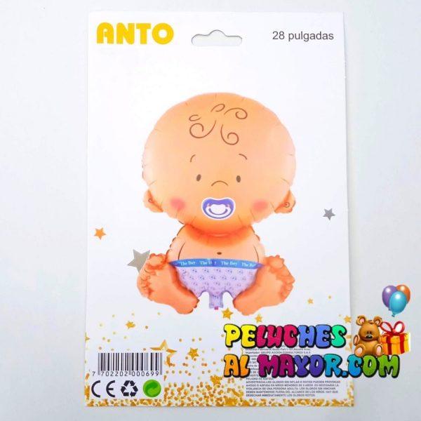 28″ Bebé Completo Varon Blister