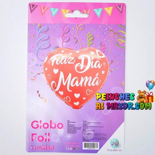 """18"""" Feliz Día mamá Corazoncitos"""
