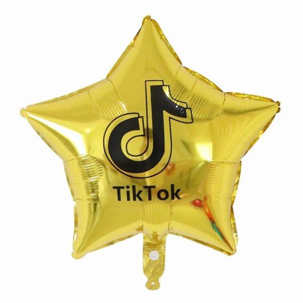 """18"""" Tik Tok Dorado"""