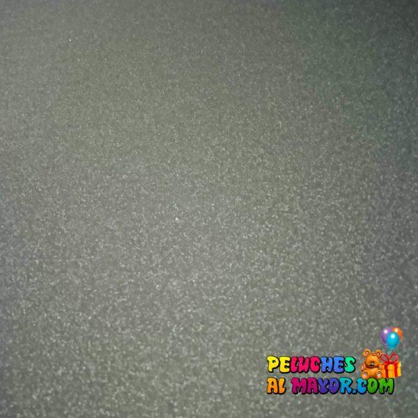Cartulina Escarchada 1/2 Pliego Negro
