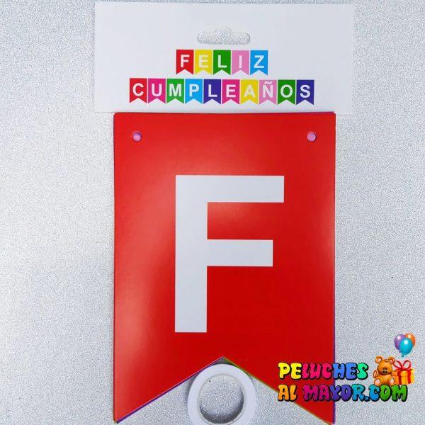 Banderin Peq FC Colores