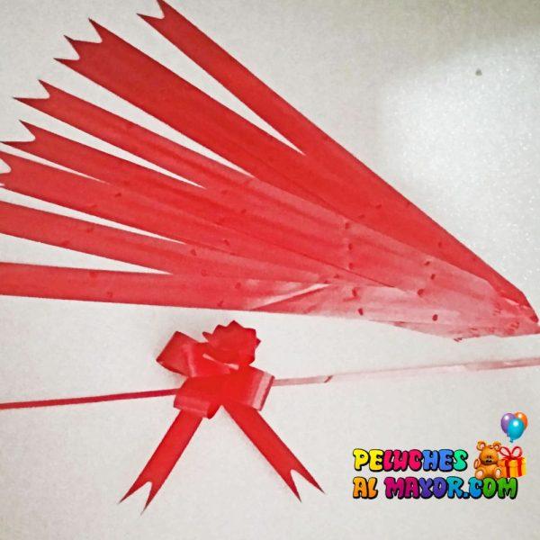 Lazo Mágico Rojo #9 X10 unid
