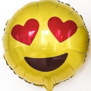 """14"""" Emoji Enamorado"""