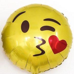 """14"""" Emoji Beso"""