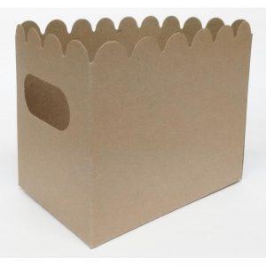 Cajas Cotuferas Mediana x12 Kraf