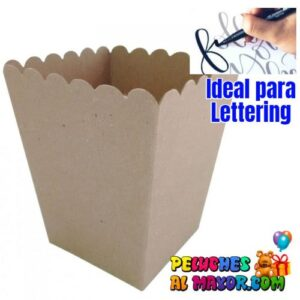 Cajas Cotuferas Pequeña x12 Kraf