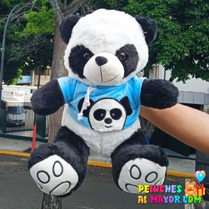 Oso Panda CLP-504 Sweter Azul