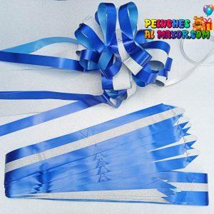 Lazo Mágico Grande Azul X5 unid