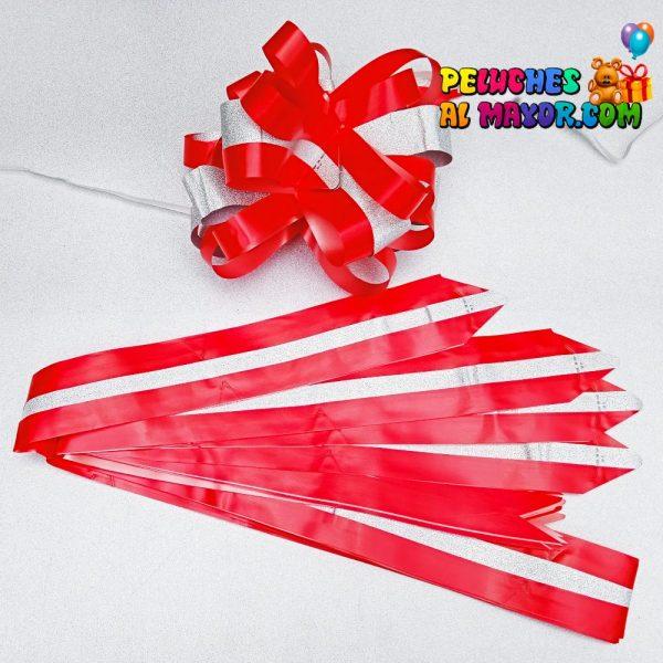 Lazo Mágico Grande Rojo X5 unid