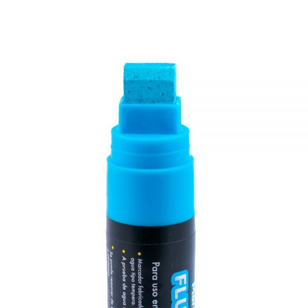Marcador Primavera poster 15mm Azul