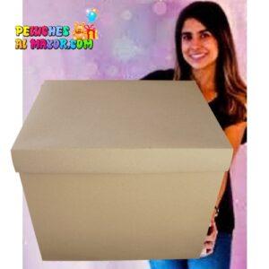 Cajas CTG Jumbo Kraft x3 unid